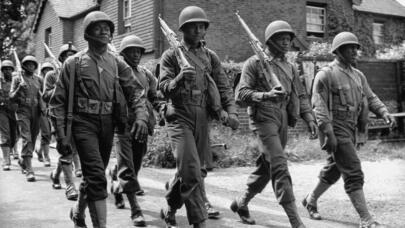 Black Americans Serving in WWII Faced Segregation Abroad and at Home