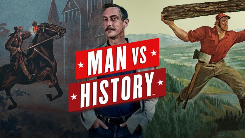 Man Vs History Alt Image