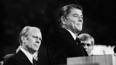 How Ronald Reagan's 1976 Convention Battle Fueled His 1980 Landslide