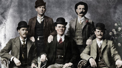 Butch Cassidy and the Sundance Kid: Their Biggest Heists