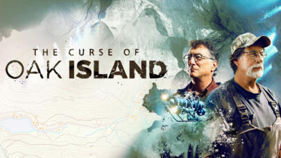 Watch the Curse of Oak Island Now