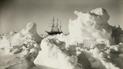 The Stunning Survival Story of Ernest Shackleton and His Endurance Crew