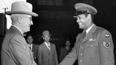 Why Harry Truman Ended Segregation in the US Military in 1948