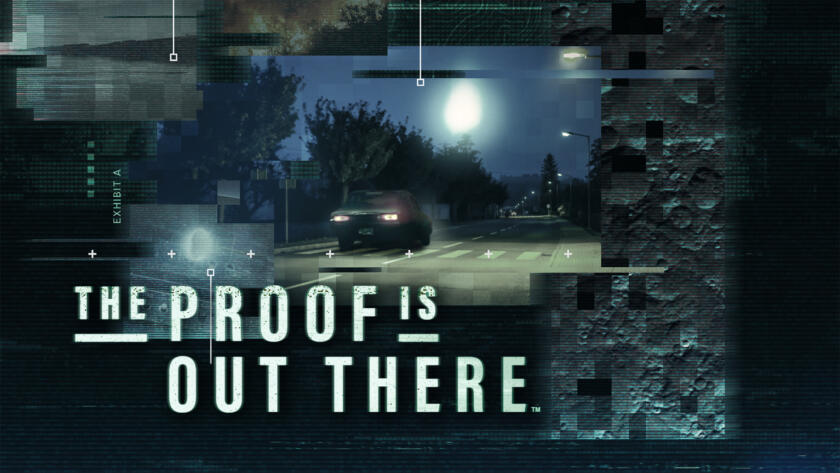 The Proof Is Out There