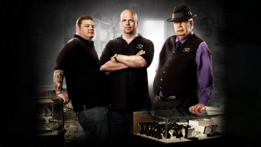Watch Pawn Stars in HISTORY Vault Alt Image