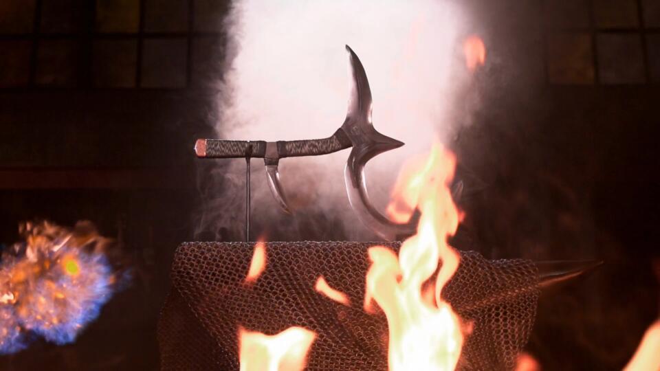 Forged in Fire Hunga Munga