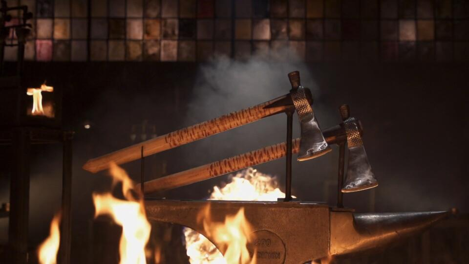 Forged in Fire Tomahawk
