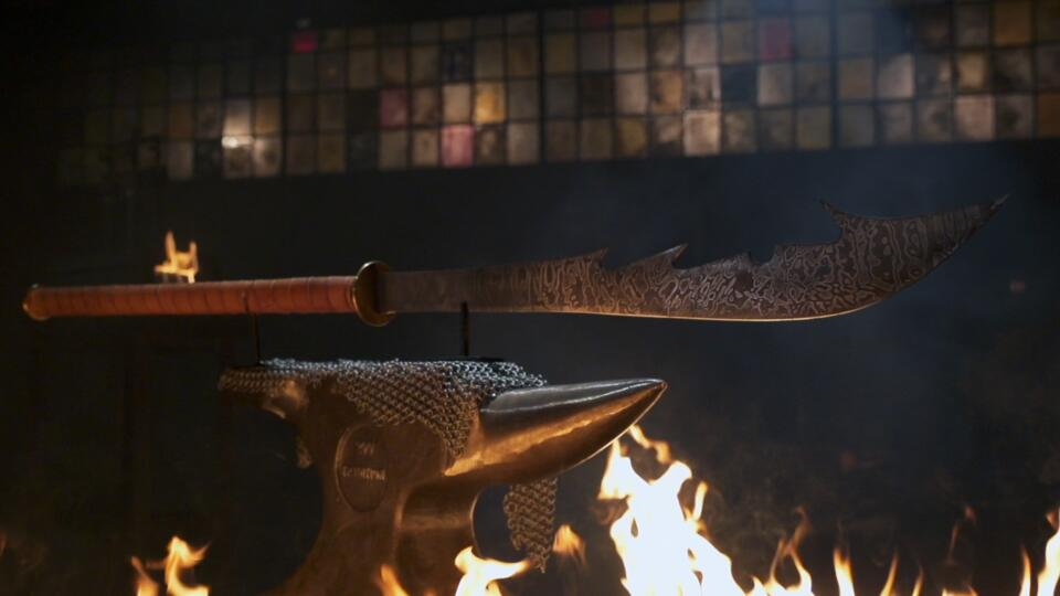 Forged in Fire Darb Sri Gun Chai