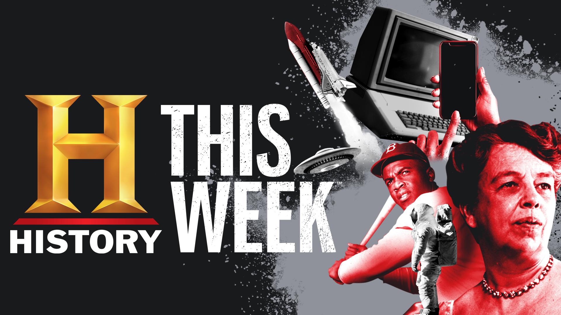 History This Week key art