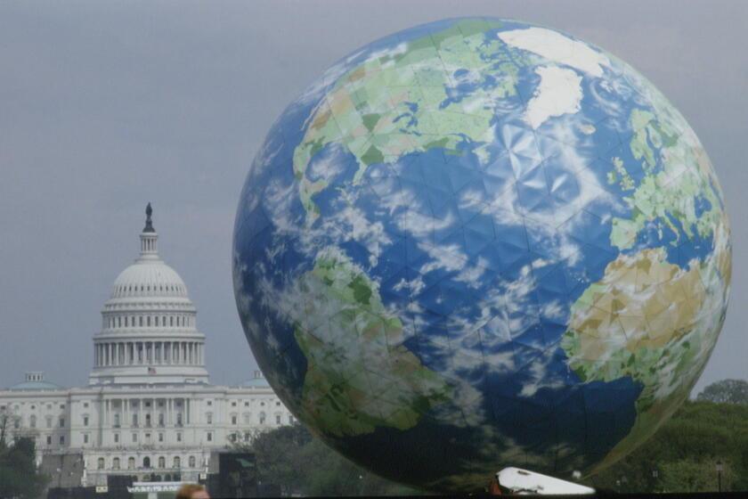 How Earth Day Got Its Start Alt Image