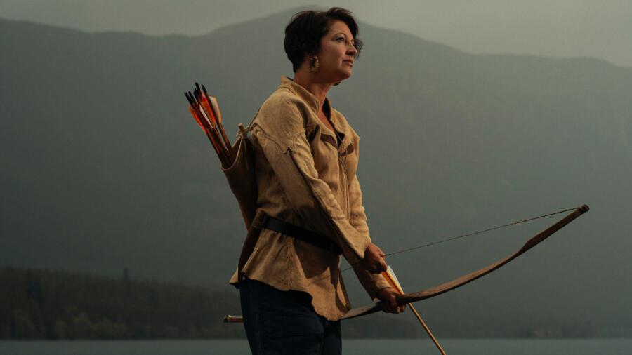Theresa Kamper from Alone Season 8