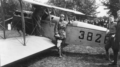 How America's Aviation Industry Got Its Start Transporting Mail