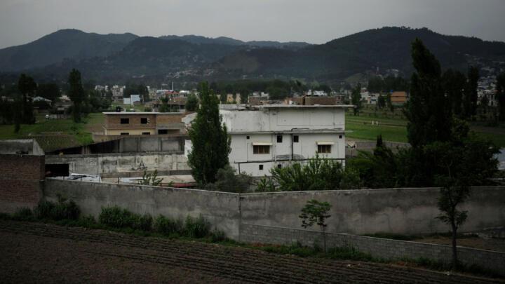 Osama bin Laden's final hideout