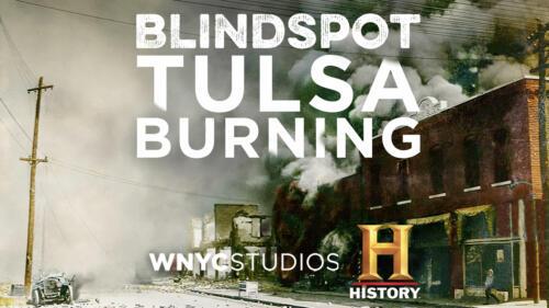 Blindspot Tulsa Burning