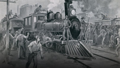 How a Deadly Railroad Strike Led to the Labor Day Holiday