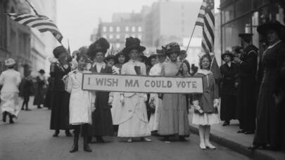 How Suffragists Pioneered Aggressive New Tactics to Push for the Vote