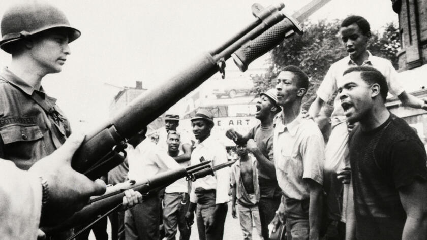 The 1967 Riots: When Outrage Over Racial Injustice Boiled Over Alt Image