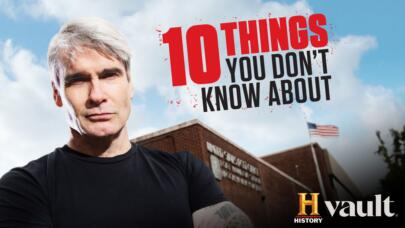 Watch 10 Things You Don't Know About on HISTORY Vault