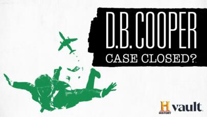 Watch D.B. Cooper: Case Closed? on HISTORY Vault