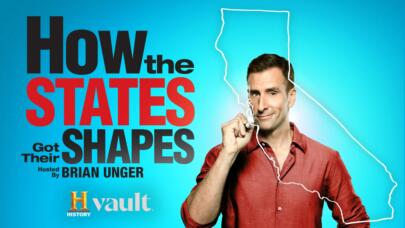 Watch How The States Got Their Shapes on HISTORY Vault