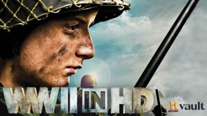Watch WWII in HD on HISTORY Vault