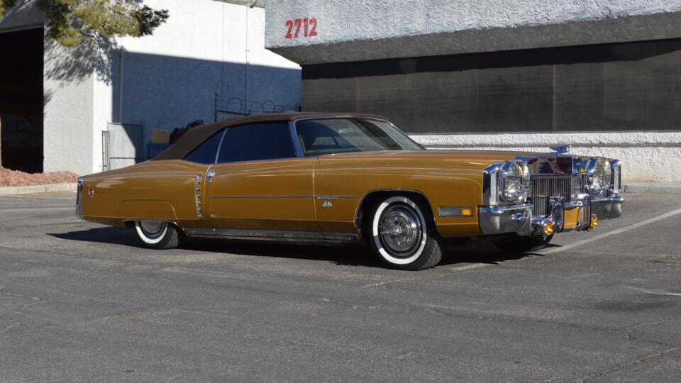 1971 Cadillac Superfly