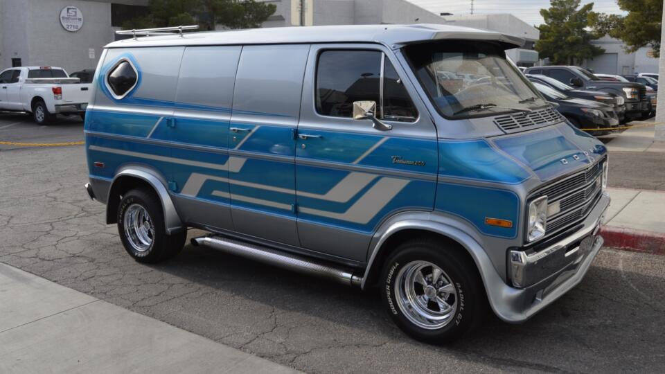 1977 Dodge Tradesman Van