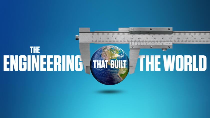 The Engineering That Built the World Alt Image