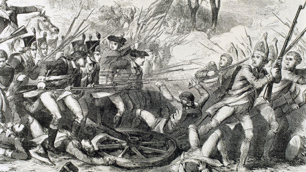 How the South Helped Win the American Revolution Alt Image