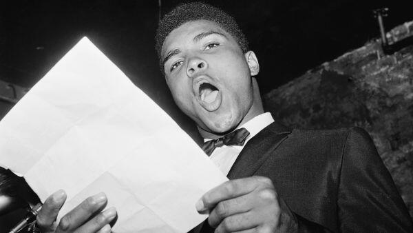 Muhammad Ali: Boxing Legend ... and 2-Time Grammy Nominee Alt Image