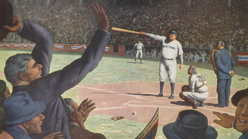 The Crime of Passion That Led to Babe Ruth's Epic World Series Home Run Alt Image