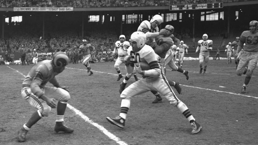 The Forgotten NFL Quarterback Who Dominated the Pre-Super Bowl Era Alt Image