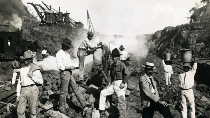Why the Construction of the Panama Canal Was So Difficult—and Deadly Alt Image