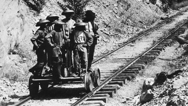 The Transcontinental Railroad's Dark Costs: Exploited Labor, Stolen Lands Alt Image