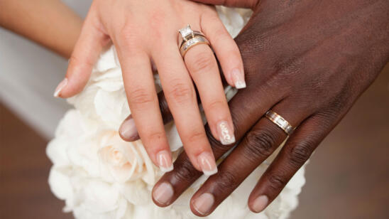 The Stats on Interracial Marriage