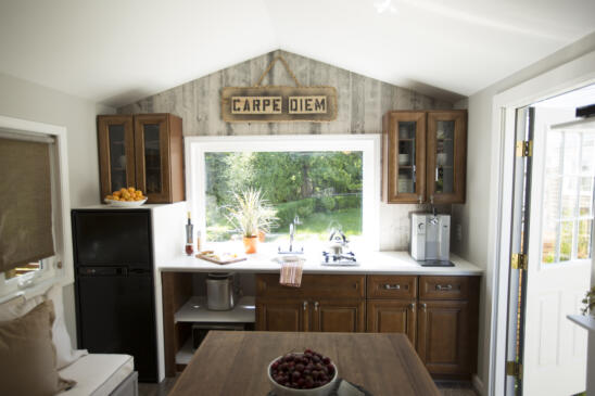 Tiny House Owners Reveal the Secrets to Reducing Clutter