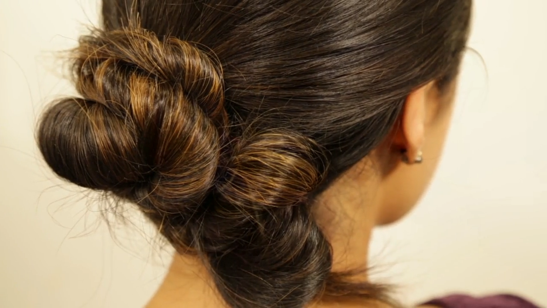 Quick and Easy Hair: The Knotted Updo
