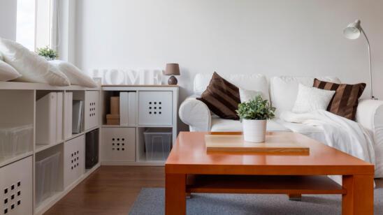 Small Spaces: Confessions of Celebrity Interior Designer Lynda Murray