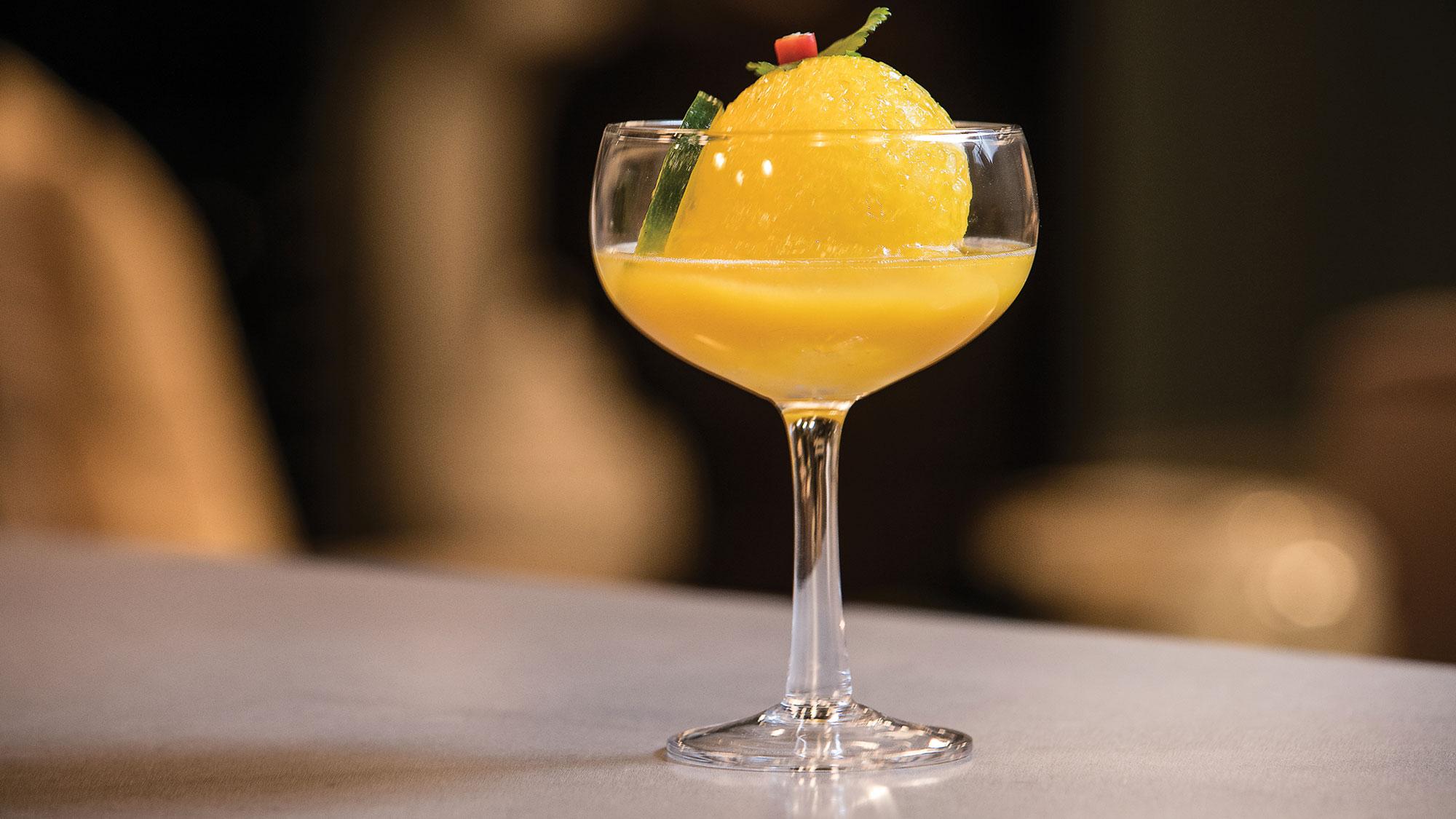 El Sol Cocktail Recipe