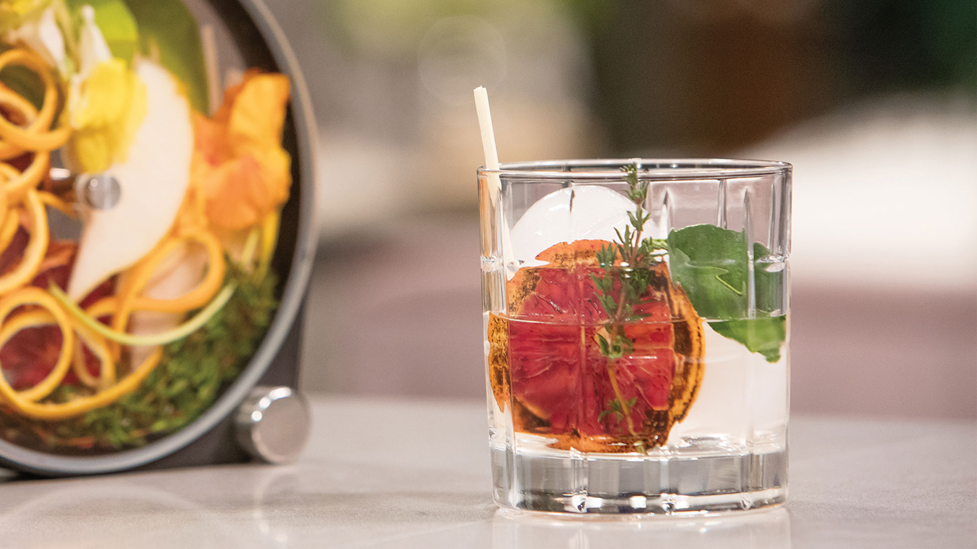 Purity Cocktail Recipe