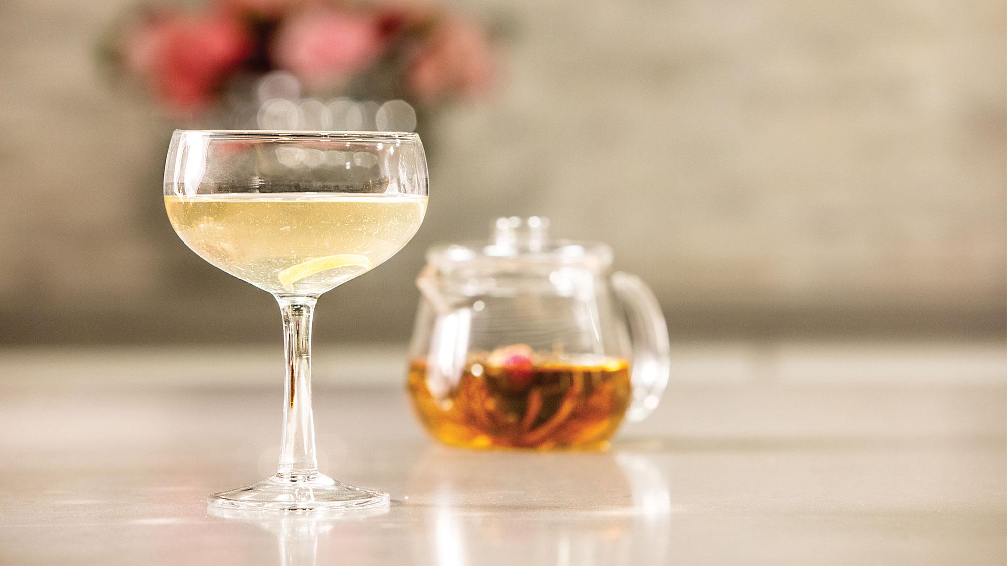 Spillin' the Tea Cocktail Recipe