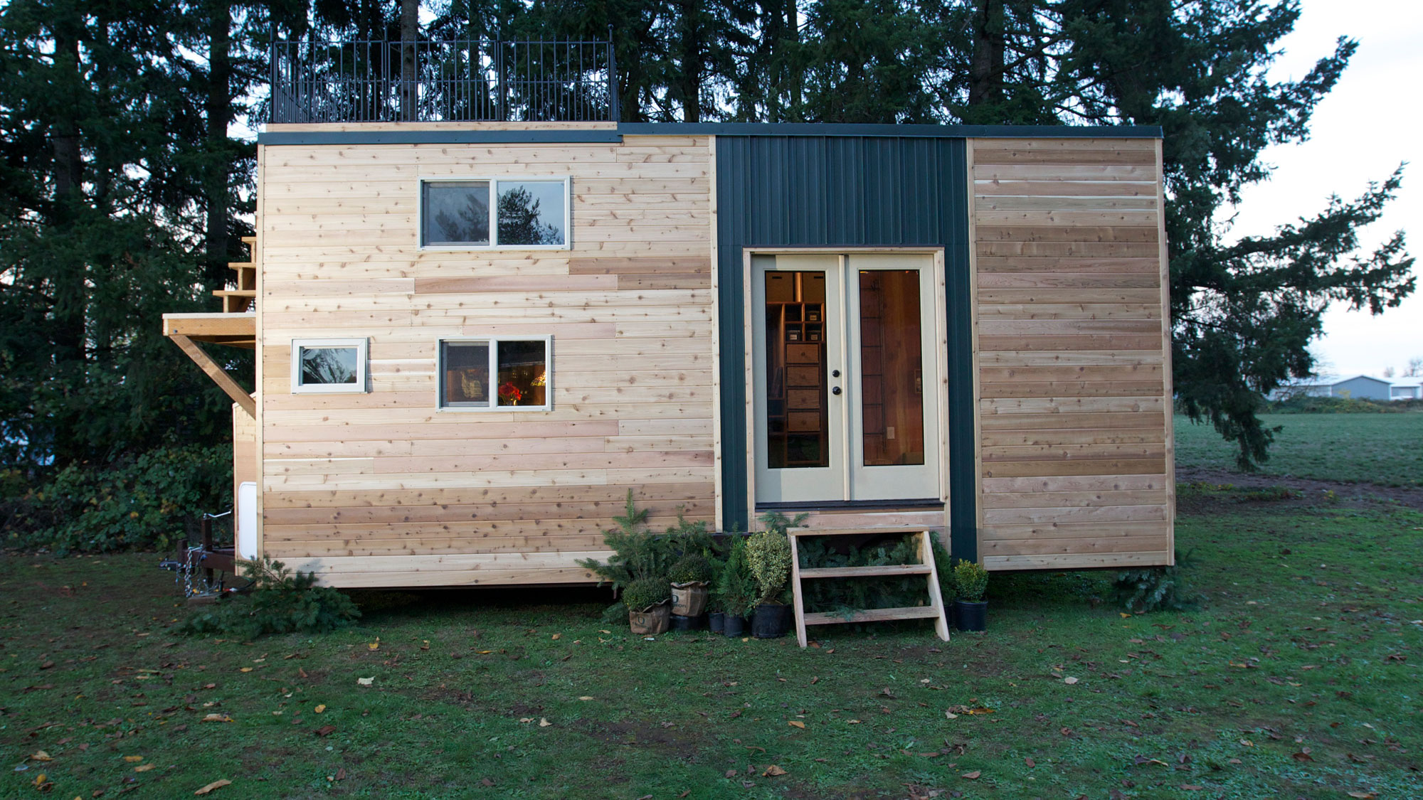 Tiny House Tour: Mountaineer Dream House