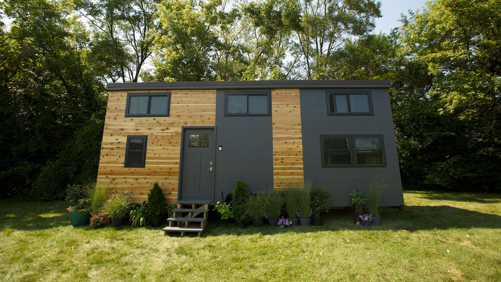 Tiny House Tour: Smart House