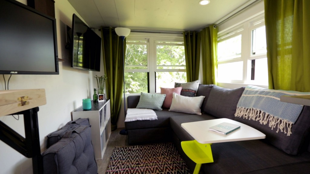 tiny house nation smart house