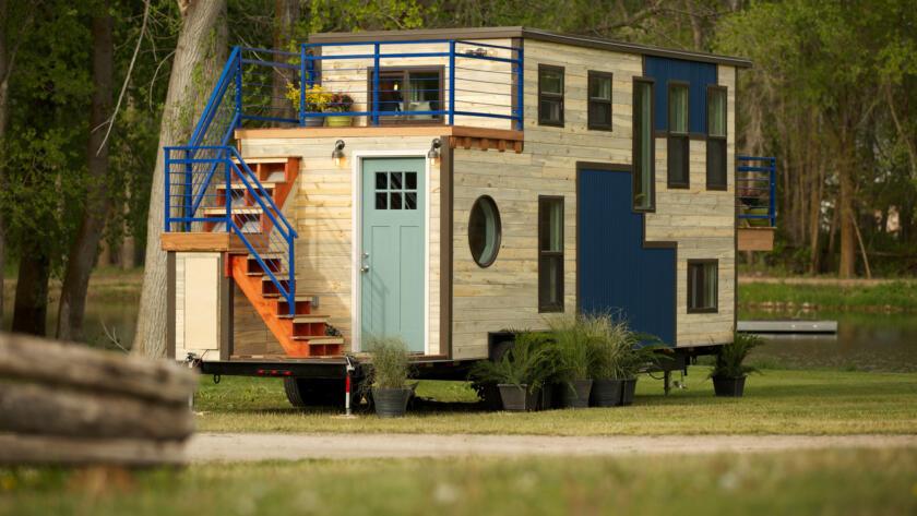tiny house nation tiny ski lodge