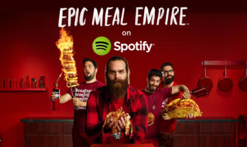 Epic Meal Empire Spotify Playlist
