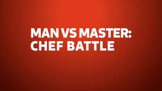 Man vs. Master: Chef Battle