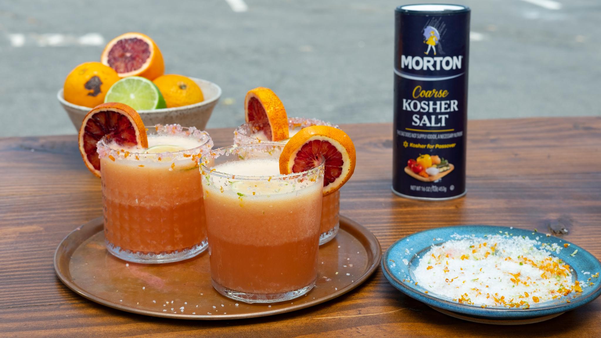 Scrappy Whole Citrus Margarita