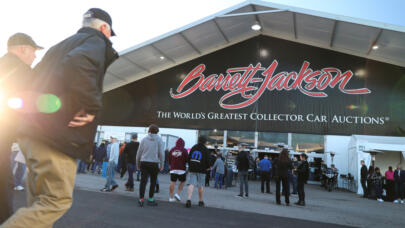 Find Out More About Barrett-Jackson