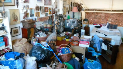 Matt Paxton's Tips for Decluttering